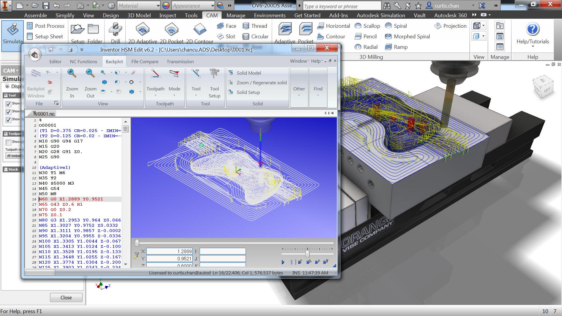 Inventor software cad 3d di progettazione autodesk autos for Software di progettazione mobili 3d gratuito
