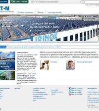 Eaton sito web