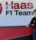 Haas F1 Ferrucci
