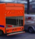 Parker Hannifin camion frigo