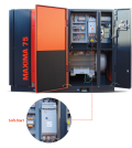 efficiency compressors Mattei Rockwell Automation