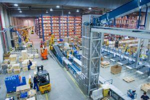 distribuzione investimenti SKF