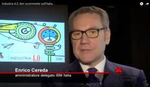 Industria 4.0 IBM Italia
