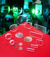 Fibra di zaffiro Laser Research Optics
