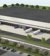 capacità logistica ampliamento NSK Tilburg