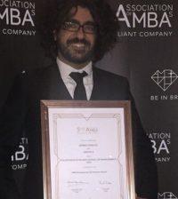 startup Politecnico di Milano XMetrics AMBA award