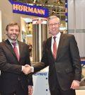 controllo accessi Hörmann acquisizione Pilomat