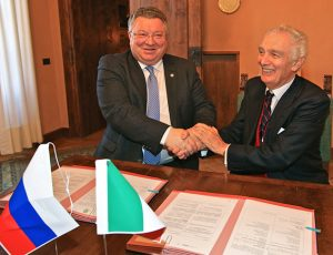 siderurgia accordo ricerca Arvedi Politecnico San Pietroburgo