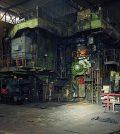 fotografia industriale Thomas Struth Fondazione Mast Bologna