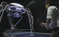 robot collaborativo Forpheus Omron Hannover 2017