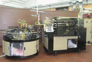 Pneumatica Pneumax automazione macchine cucitura Bicchierai