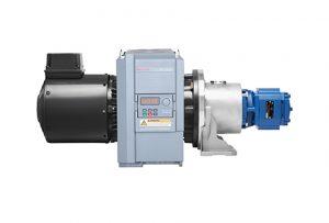 azionamento pompe elevata efficienza Bosch Rexroth