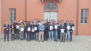 studenti attestati frequenza TAC Siemens Piacenza