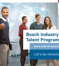 Formazione Industry 4.0 Talent program Bosch