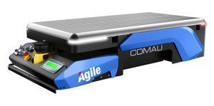 logistica 4.0 AGV Comau Agile 1500