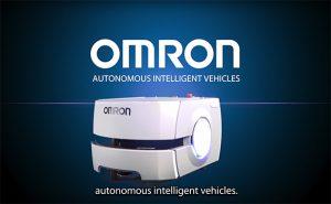movimentazione robot Omron mobile robots