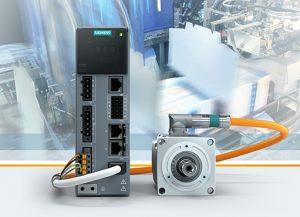 azionamenti servo Sinamics S210 Siemens
