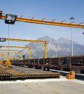 ferroviario centro logistico British Steel Lecco