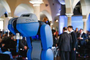automazione 4.0 nei G20 Comau