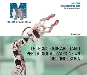integrazione 4.0 Forum Meccatronica 2017 Messe Frankfurt Anie