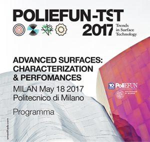 finitura TST 2017 Poliefun