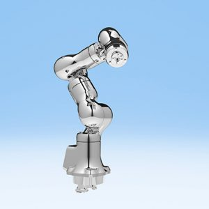 robot farmaceutico MC400 plated Tiesse Robot
