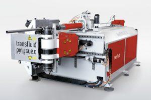 piegatura idraulica digitale Transfluid