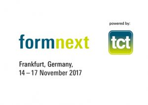 additivo AM formnext 2017 Messe Frankfurt