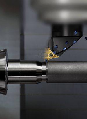 taglio metalli digitale Sandvik Coromant EMO 2017