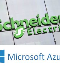 IoT mixed reality Schneider Electric Microsoft