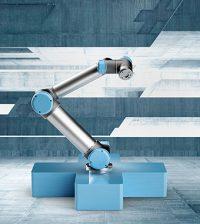 premio robotica semplice Universal Robots +