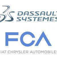 progettazione FCA Dassault Systèmes