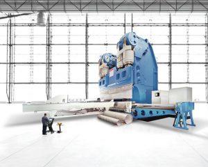 pressa piegatrice Bosch Rexroth Baykal Machinery