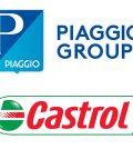 lubrificanti accordo Castrol Piaggio Group