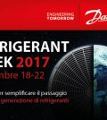 Refrigeranti settimana Danfoss