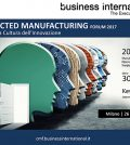 Italia 4.0 Connected Manufacturing Forum 2017