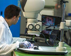 qualità laboratorio test Elesa