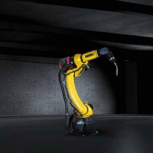saldatura ad arco robot Fanuc ARC Mate 100iD