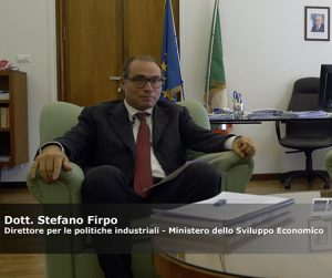 Firpo video intervista Industria 4.0 Ministero Sviluppo Economico
