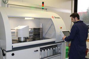 Analisi materiali aerospace TEC Eurolab