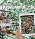 realtà aumentata PTC ThingWorx Studio Vuforia