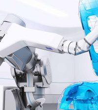 painting robot seven-axis Dürr