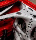 Volkswagen struttura frontale stampa 3D EOS