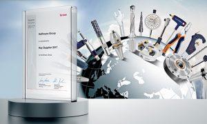 fornitura utensili premio Brose Hoffmann Group