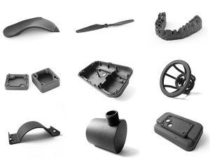 stampa 3D weerg triplica installazione HP