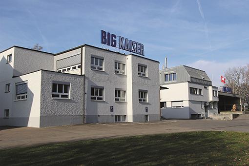 BIG Kaiser sede bilancio 2017