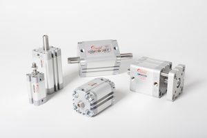 cilindri compatti UNITOP ISO Bonesi Pneumatik