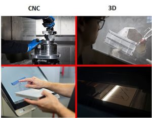 CNC stampa 3D Weerg bilancio 2017