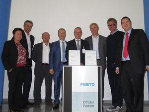Official partner Festo Bianchi Industrial