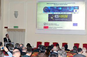 cyber security ICS Forum 2018 Messe Frankfurt Italia